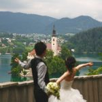 Photo-Session at Lake Bled in Slovenia