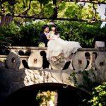 Wedding Ceremony at St. Trofimena Church in Amalfi, Italy