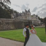 Wedding Ceremony at Chateau d'Usse, France