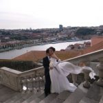Wedding Ceremony at Chapel in Porto, Portugal