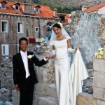 Wedding Ceremony at Belvedere Terrace in Dubrovnik, Croatia