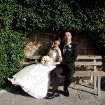 Wedding Ceremony at Villa la Vedetta in Firenze, Italy