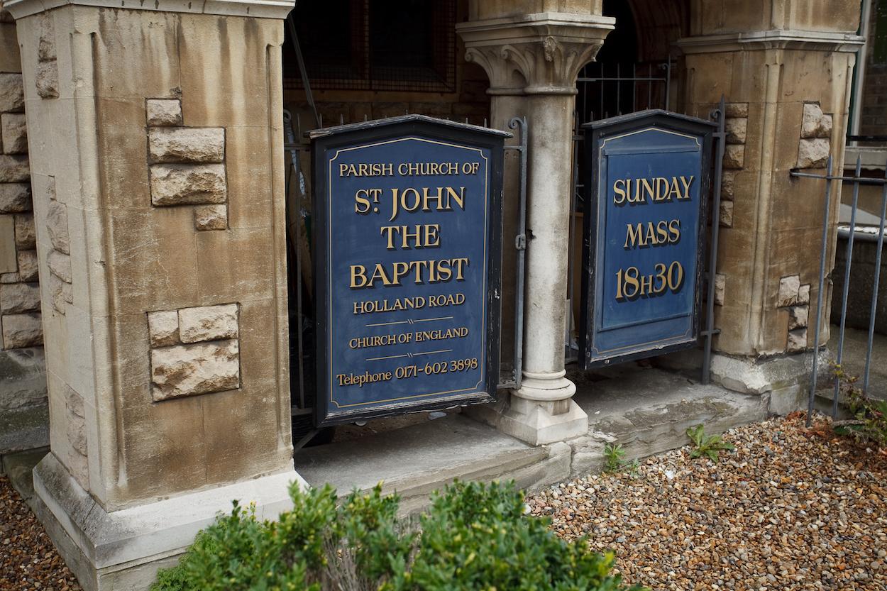 セント・ジョン・ザ・バプティスト教会 画像5