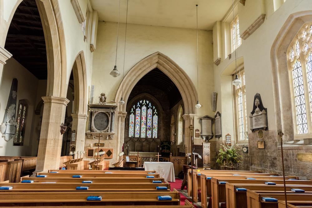コッツウォルズ教会 画像3