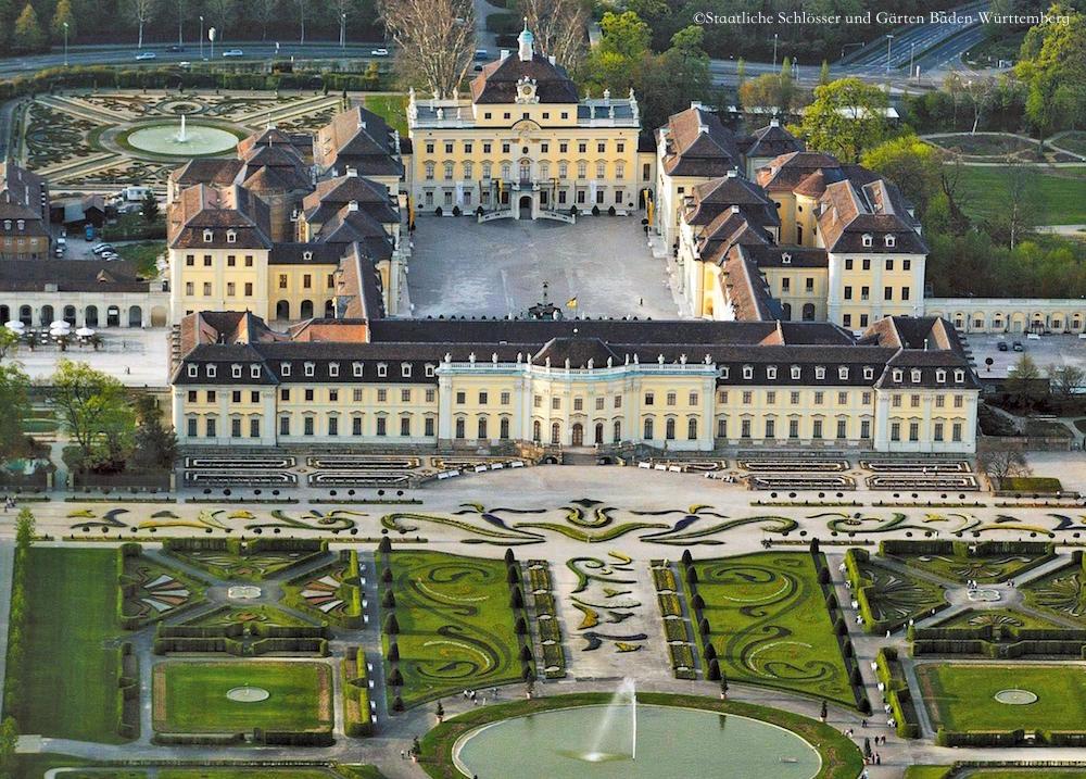 ルートヴィヒスブルク宮殿 画像0