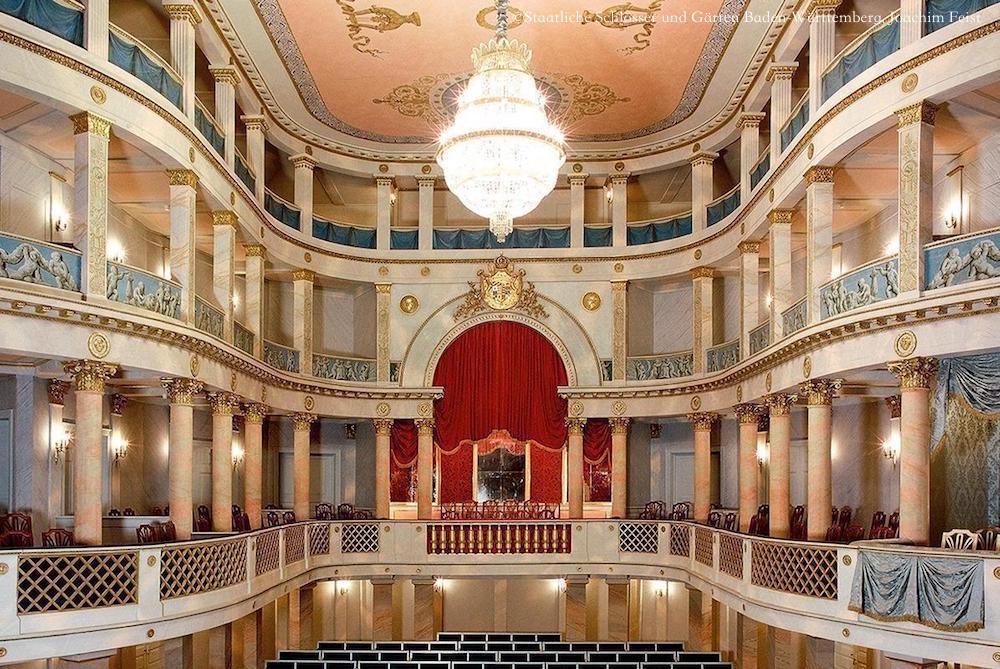 ルートヴィヒスブルク宮殿 画像7