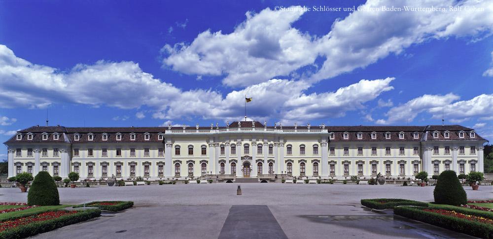 ルートヴィヒスブルク宮殿 画像2