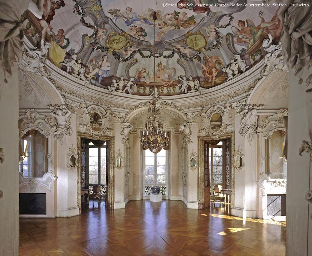 ルートヴィヒスブルク宮殿 画像8