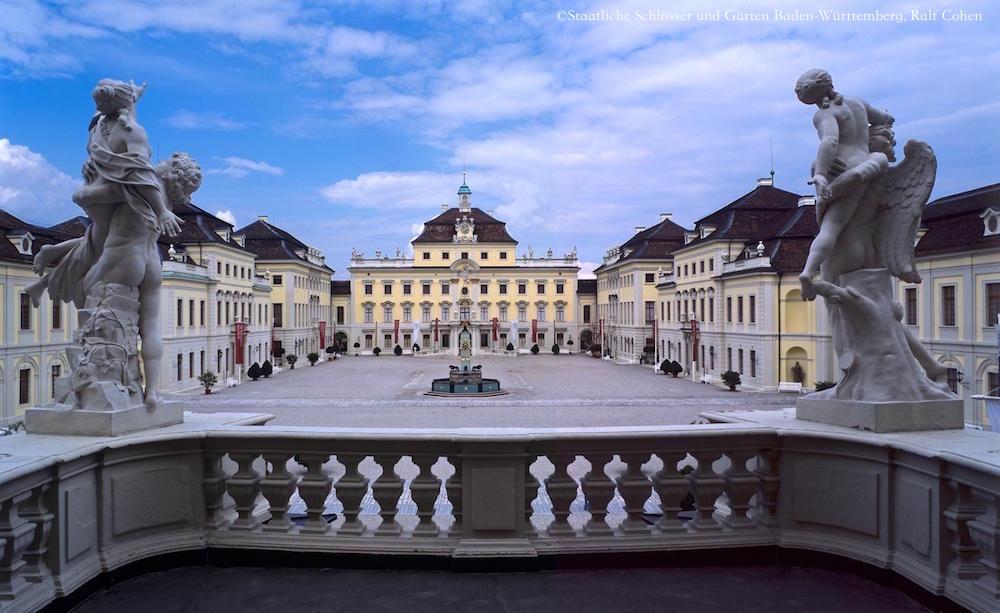 ルートヴィヒスブルク宮殿 画像1