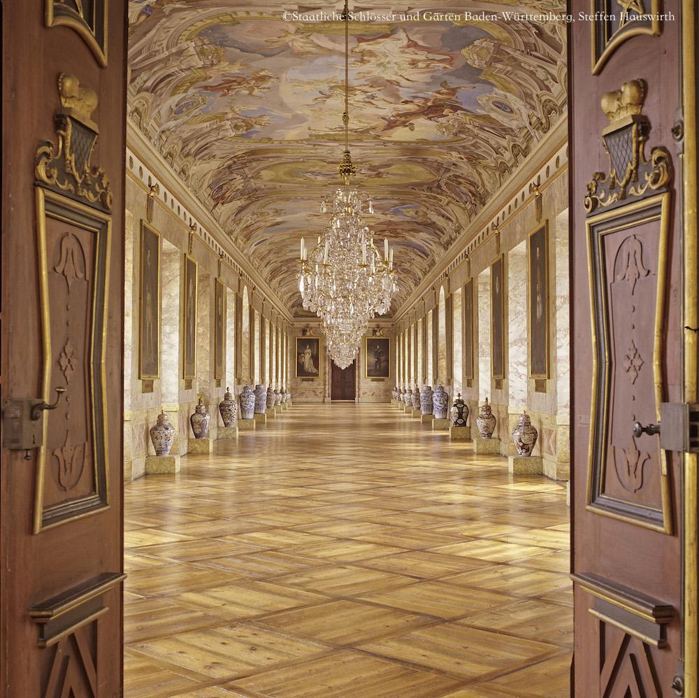 ルートヴィヒスブルク宮殿 画像9