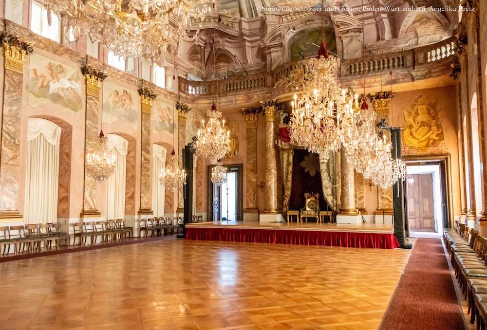 ルートヴィヒスブルク宮殿 画像5
