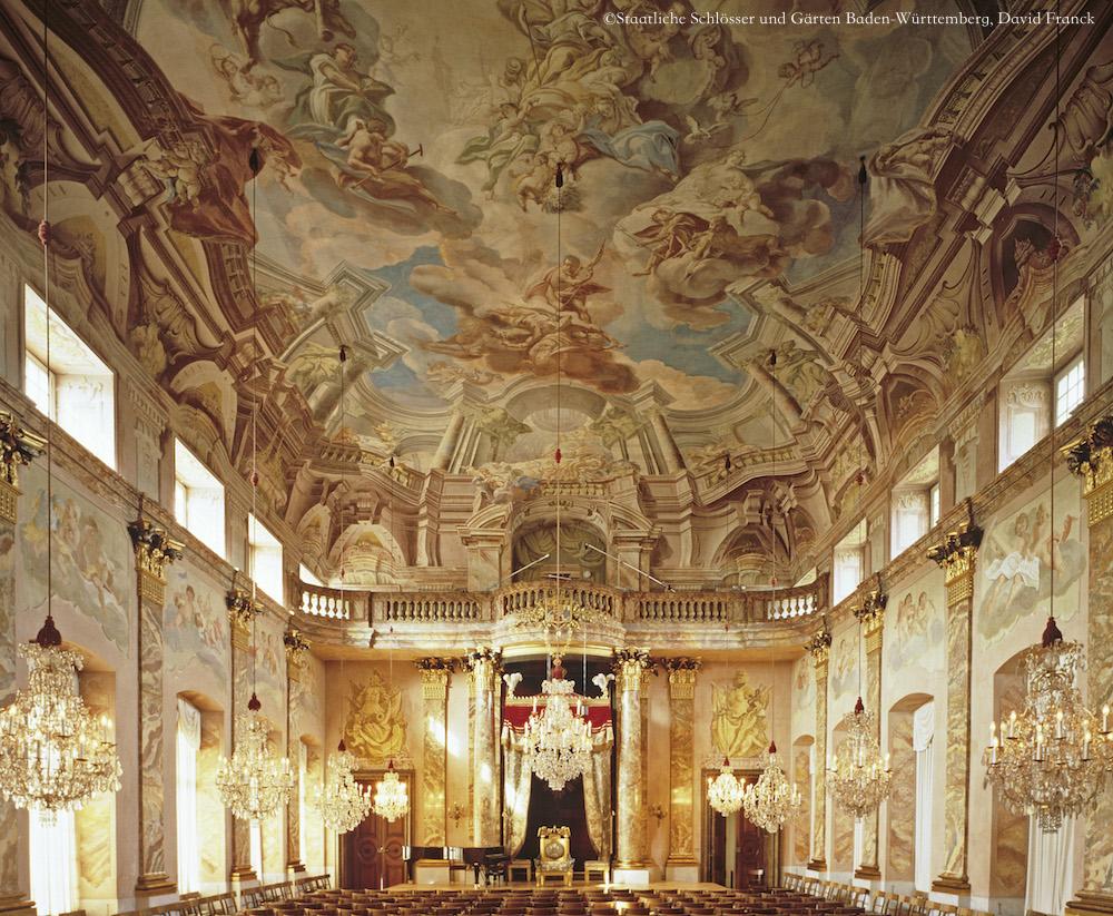 ルートヴィヒスブルク宮殿 画像6