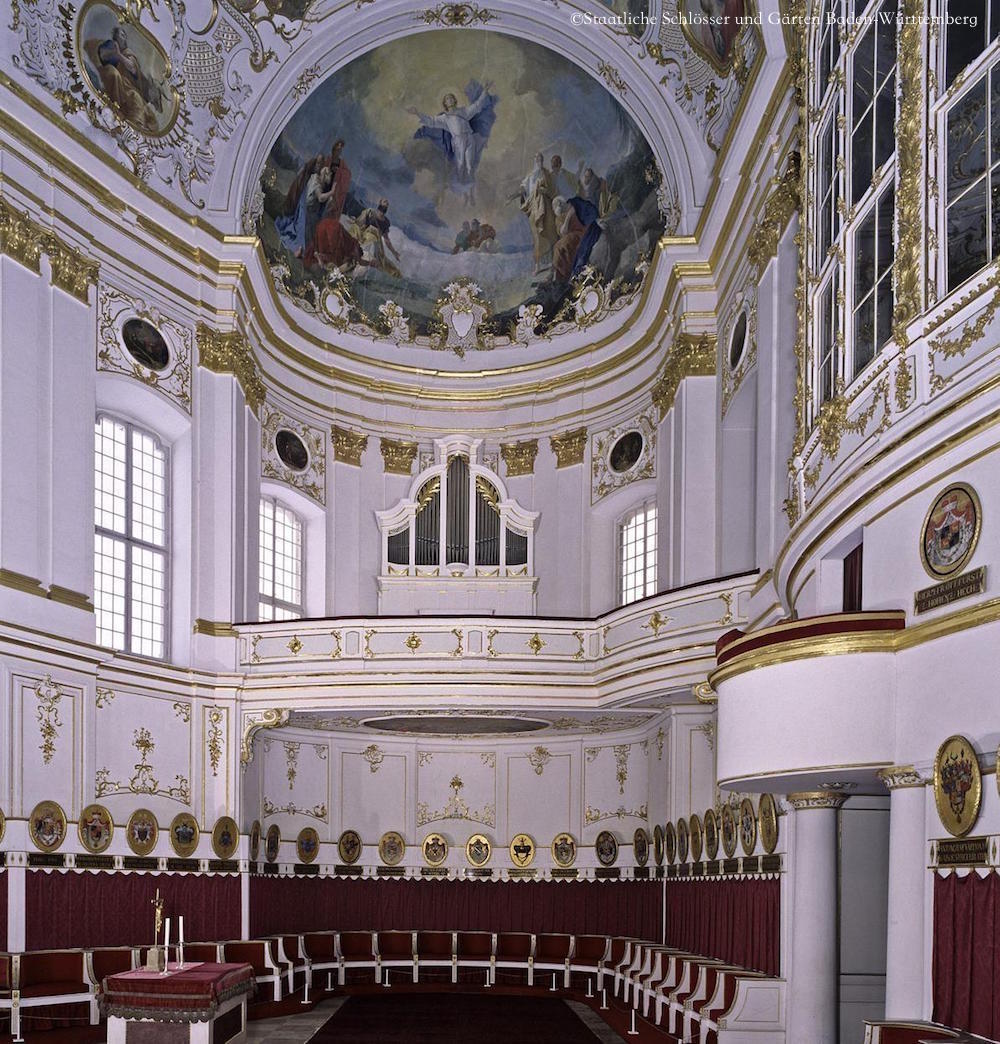 ルートヴィヒスブルク宮殿 画像3